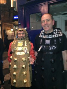 Dr Who run